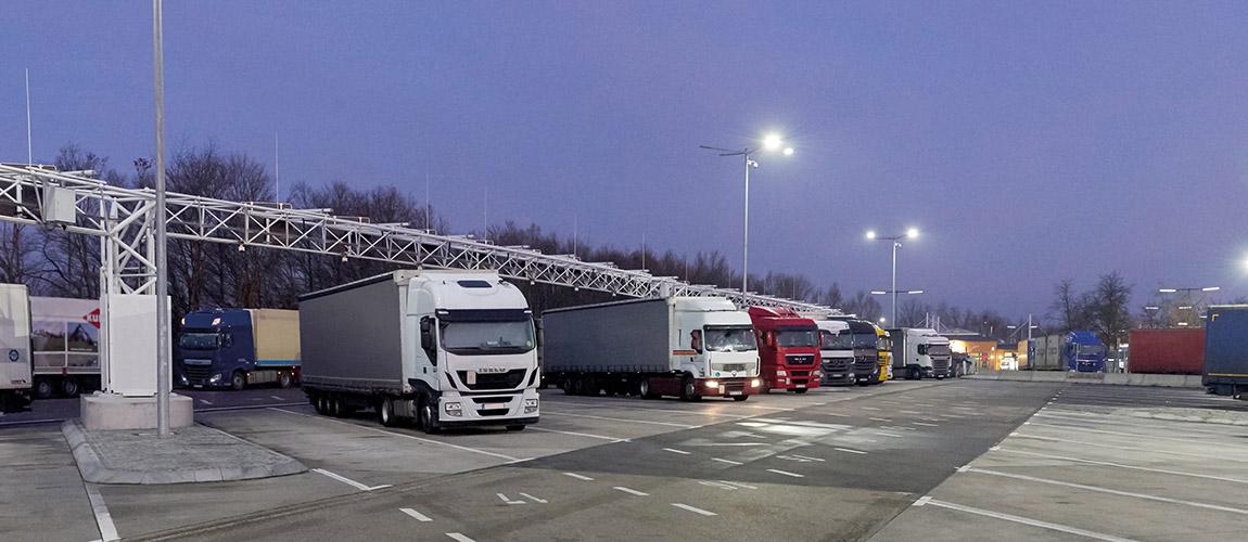Система управления складским двором IS-Line Logistic
